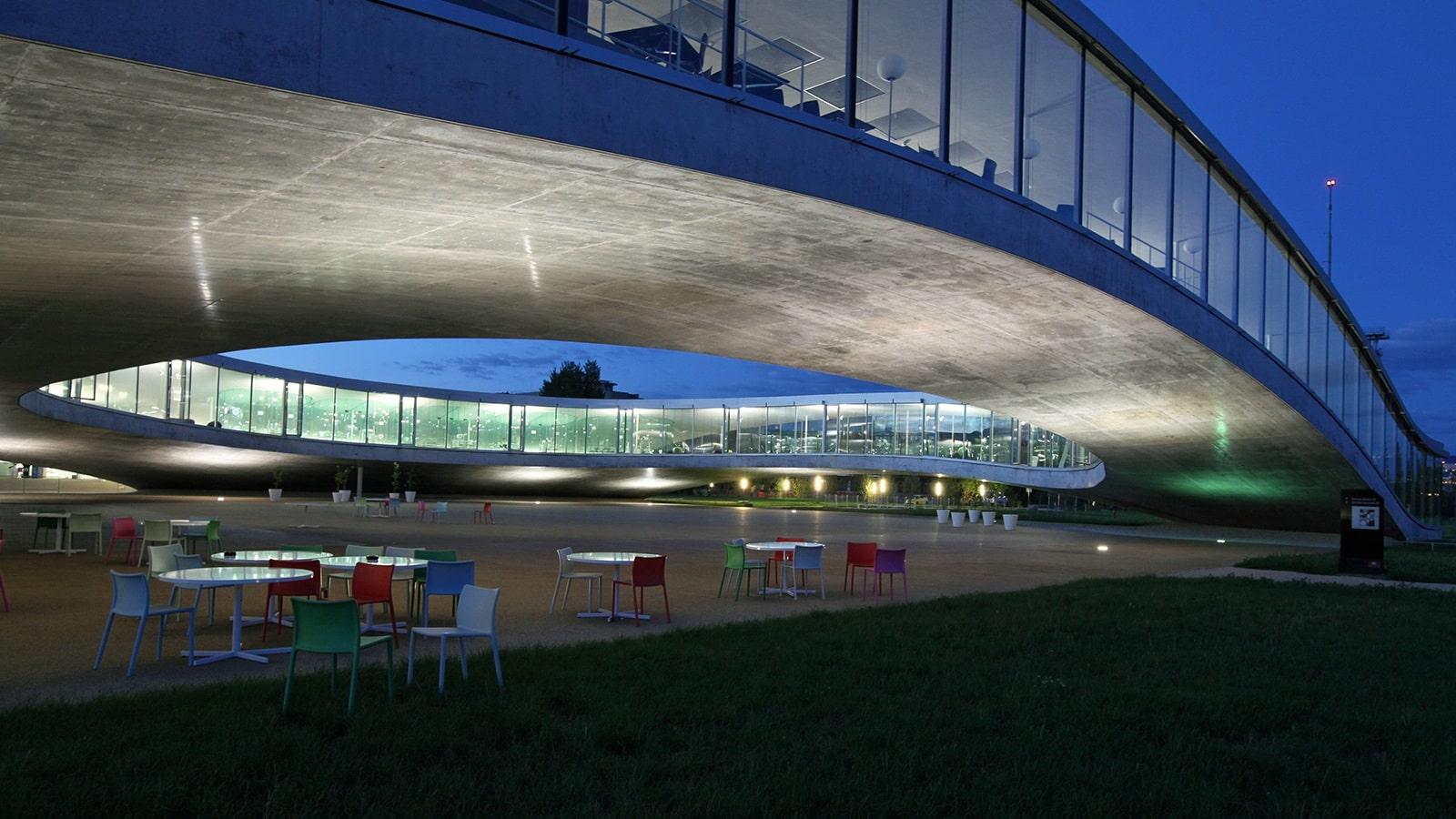 Batîment EPFL / Rolex - Scala Center - Darest Informatic