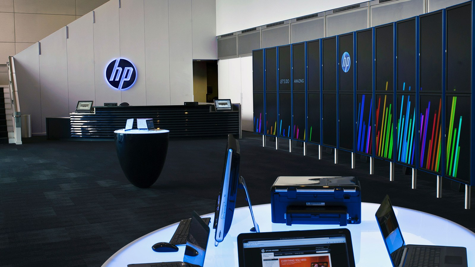 Bureau HP - Imprimantes HP - Darest Informatic