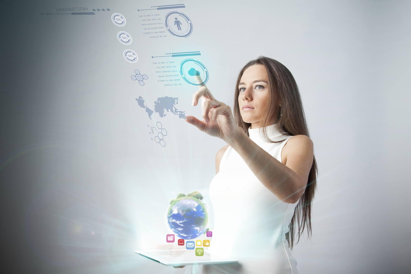 Réalité augmentée - Rapport Gartner - IT 2020 - Darest Informatic