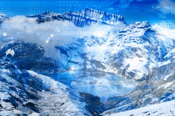 Lac d'Emosson - Innovation et sécurité digitale - Darest Informatic