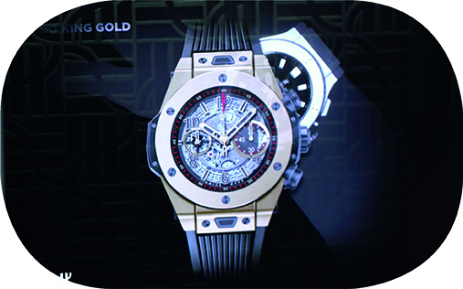 Montre Hublot - Darest Informatic