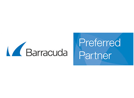 Barracuda Preferred Partner Logo - Darest Informatic