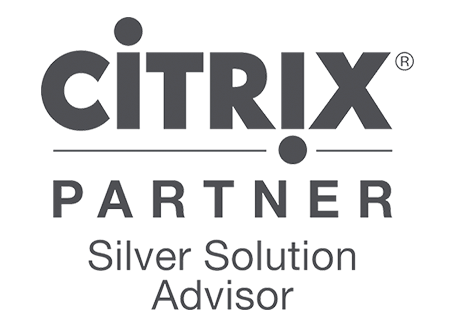 Logo Citrix Partner Silver - Darest Informatic