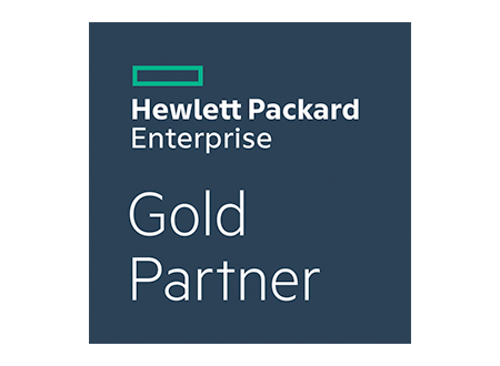 Logo HPE Partner - Darest Informatic