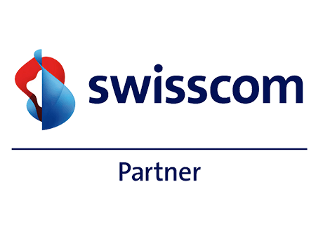 Logo Partner Swisscom - Darest Informatic