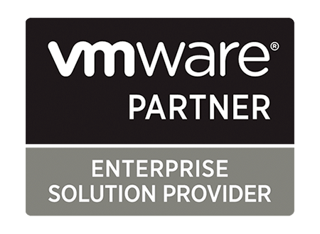 VMWare Enterprise Solution Provider Logo - Darest Informatic