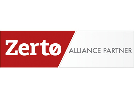 Logo Zerto Alliance Partner - Darest Informatic