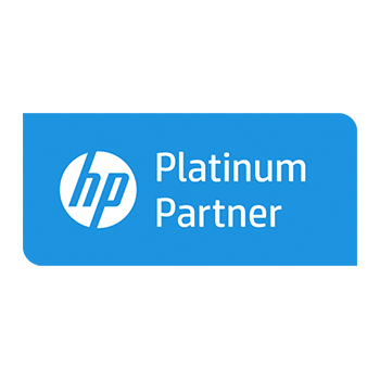 Logo HP Platinium - Partenaires IT Darest Informatic