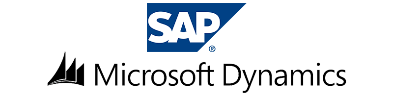 Logo SAP et Microsoft Dynamics - Norme OCI - One Global Procurement - Darest Informatic