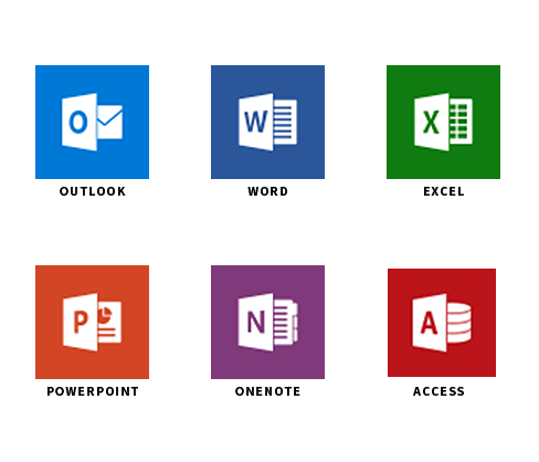 Applications Office 365 - Plan Entreprise E3 et E5 - Darest Informatic