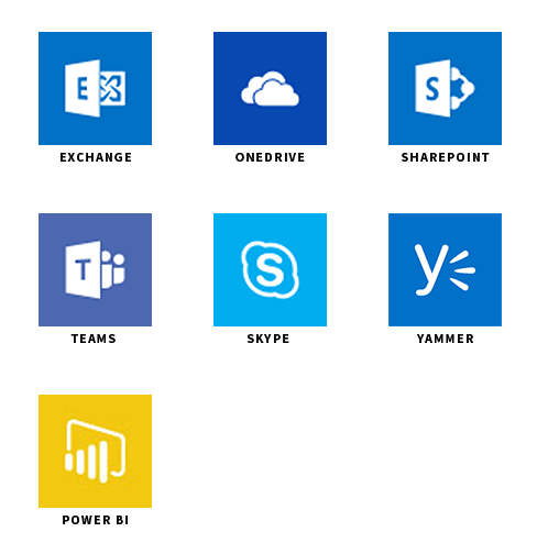 Services Office 365 - Plan Entreprise E5 - Darest Informatic