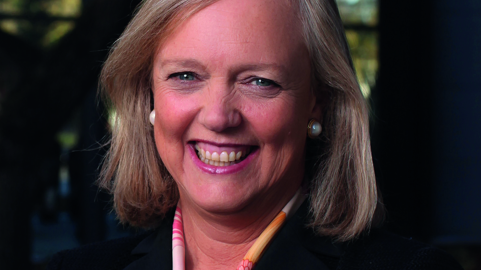 Meg Whitman - HPE