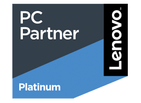 Lenovo - PC Partner Platinum Certification - Darest Informatic