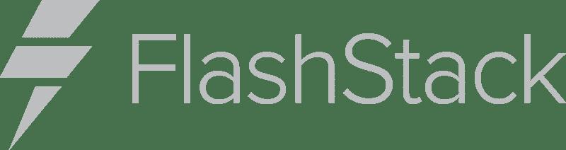 Pure Storage - FlashStack - Logo Gris Clair - Darest Informatic