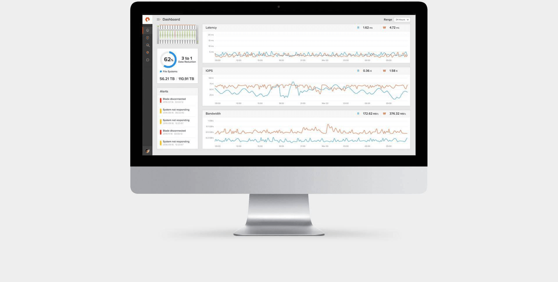 Pure Storage - FlashBlade - Simplicité gestion stockage - Darest Informatic