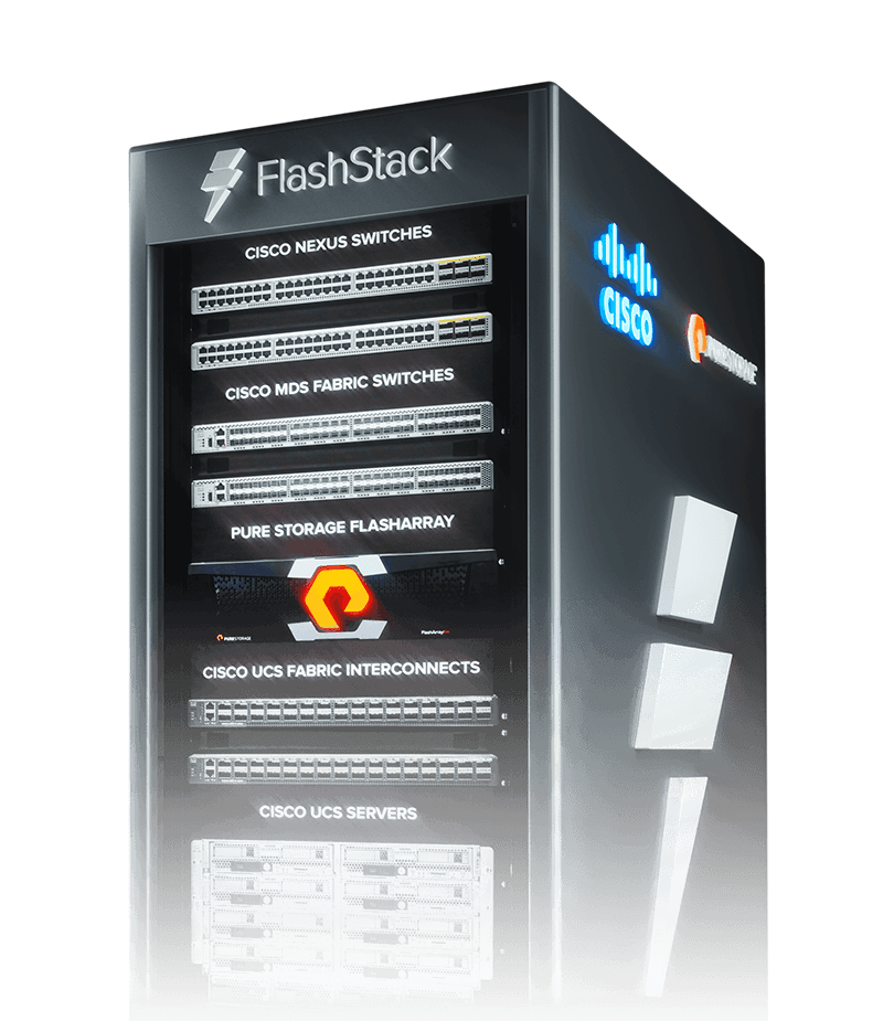 Pure Storage - FlashStack - Introduction - Darest Informatic