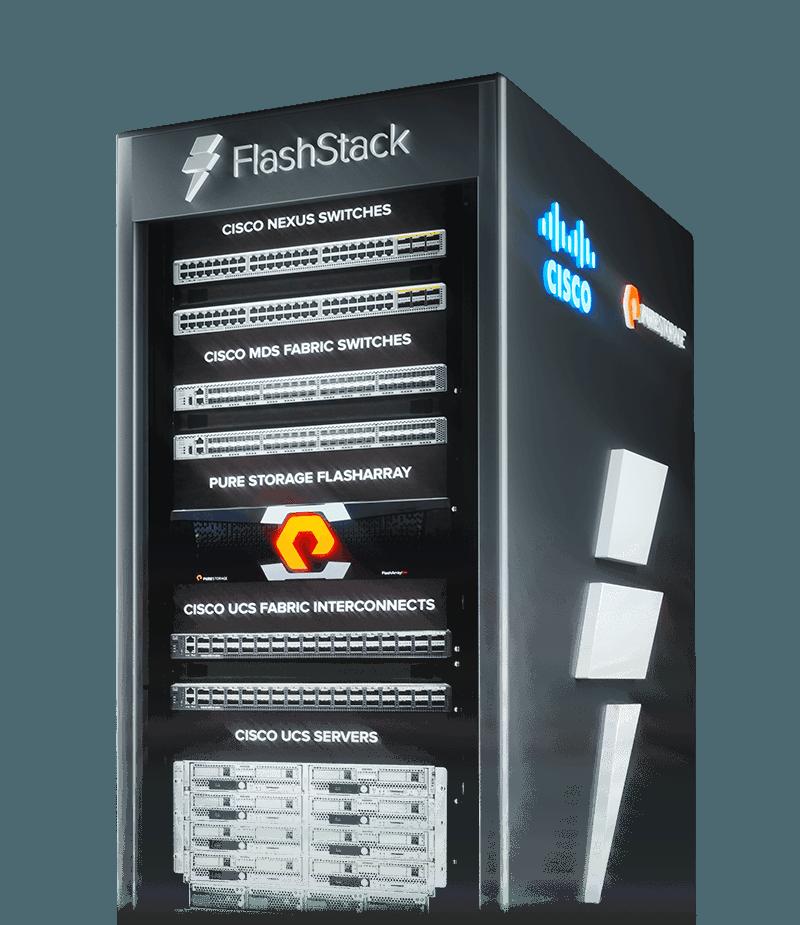 Pure Storage - FlashStack - Introduction - Darest Informatic
