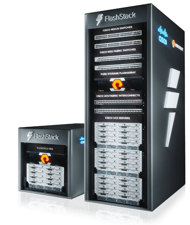 Pure Storage - FlashStack - Architecture Convergée - Darest Informatic