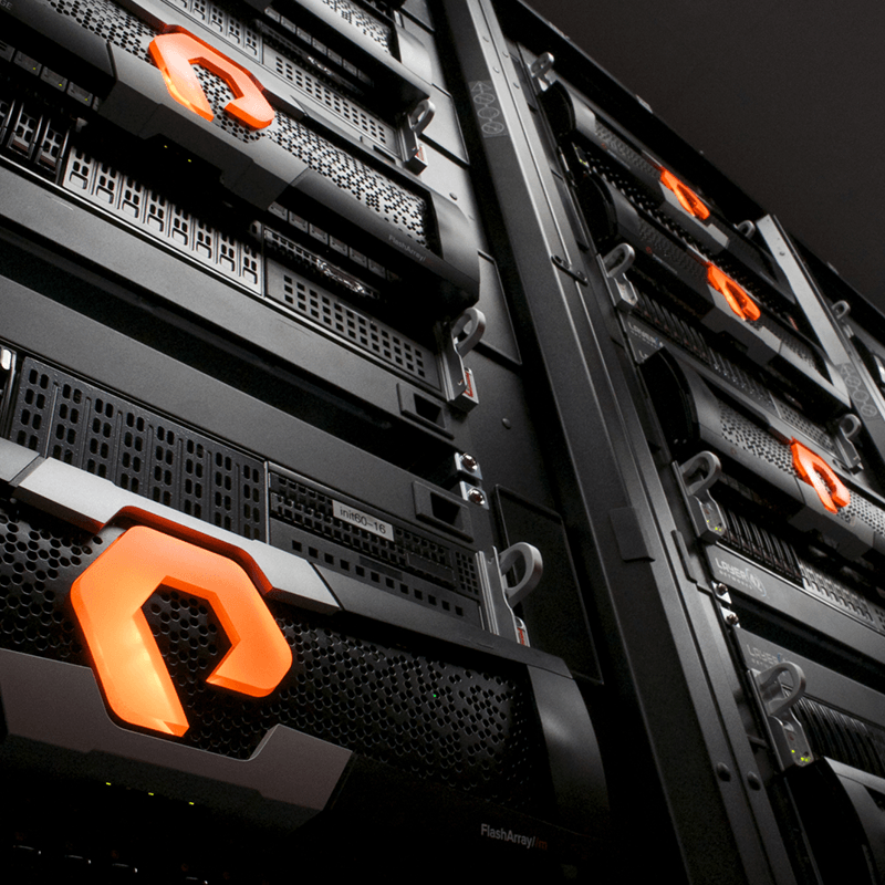 Baies Pure Storage - Stockage 100% flash - Darest Informatic