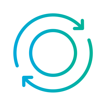 Icône Restauration Instantannée - Rubrik Cloud Data Management - Darest Informatic