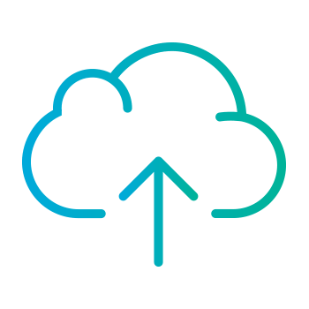 Icone Sauvegarde Automatisée - Rubrik Cloud Data Management - Darest Informatic