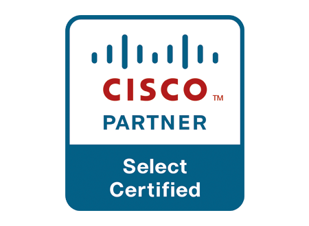 Logo Cisco Select Certified Partner - Darest Informatic