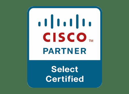 Logo Cisco Select Certified Partner - Darest Informatic