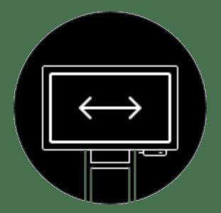Icône Écran Horizontal Samsung Flip - Darest Informatic SA