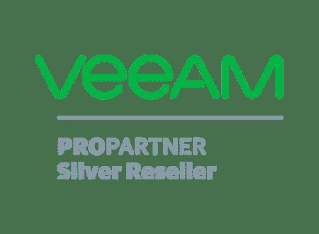 Logo partenaire - Veeam Pro Partner Silver - Darest Informatic SA