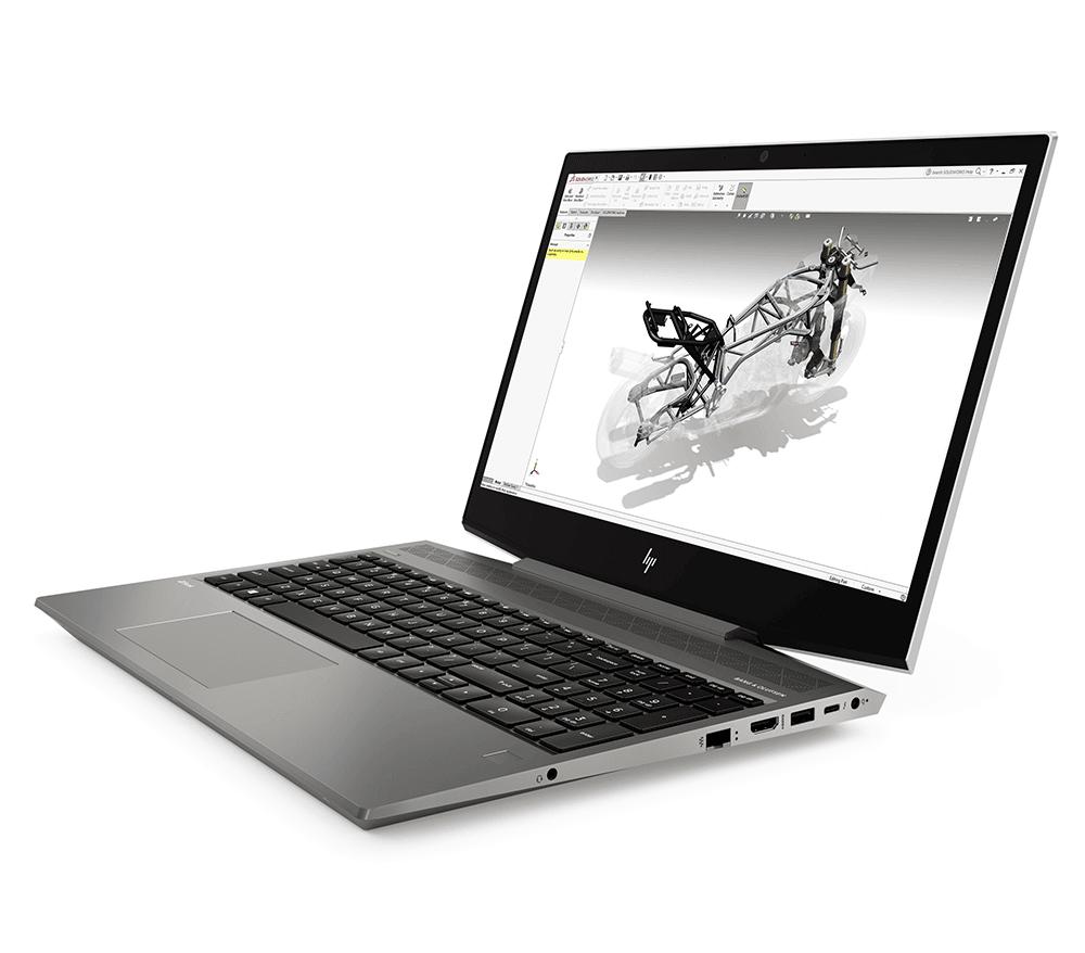 HP ZBook 15v - Darest