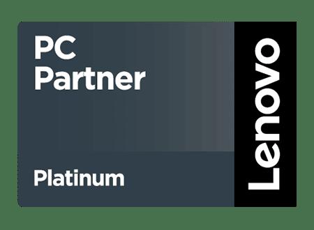 Logo PC Platinum Partner - Darest