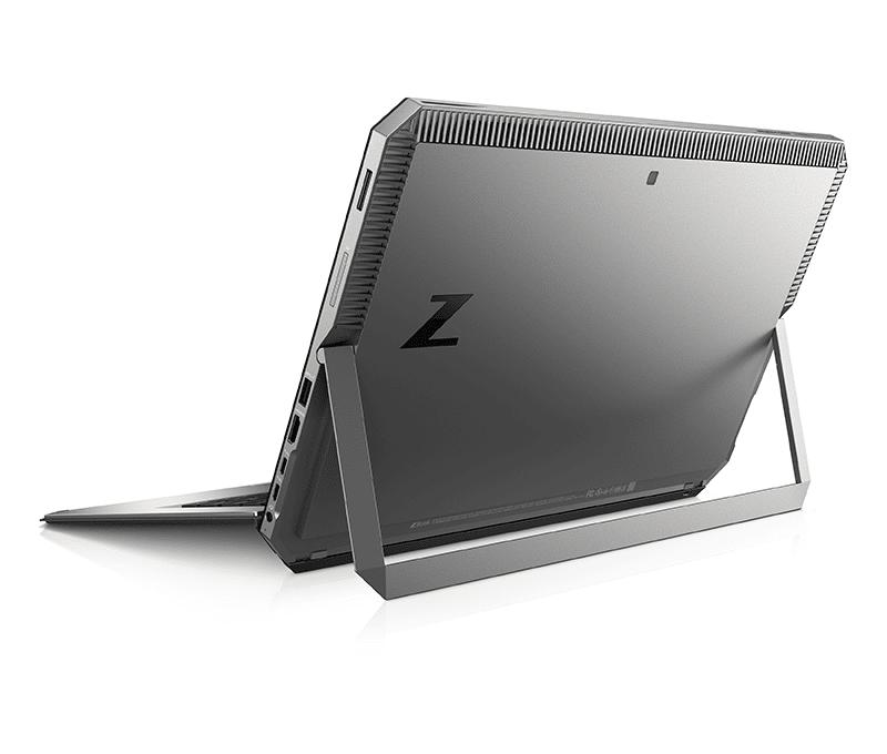 HP Zbook x2 - Vue arrière - Darest